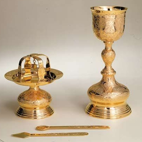 Eastern Rite/Orthodox Communion
