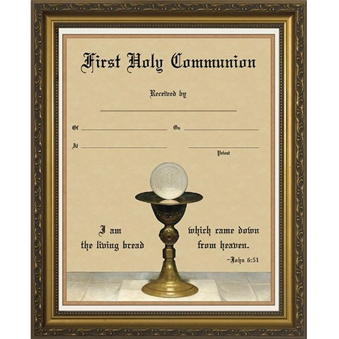 Personalized Holy Cards & Gifts