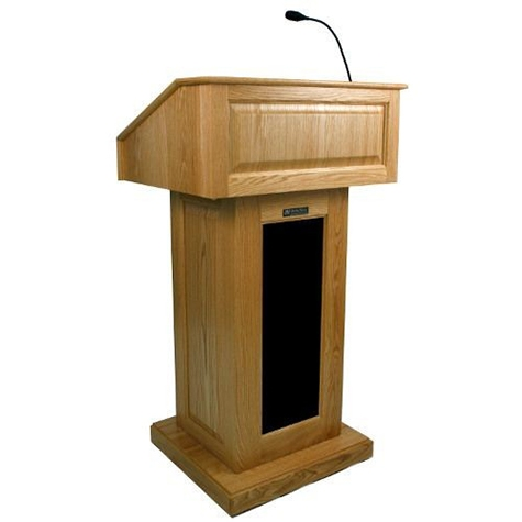Sound Powered Lecterns